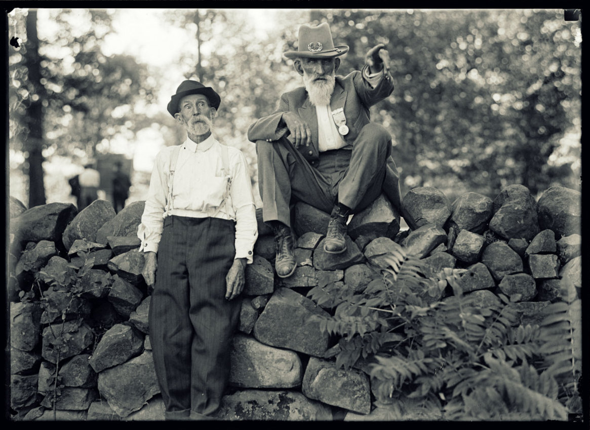 Gettysburg 1913