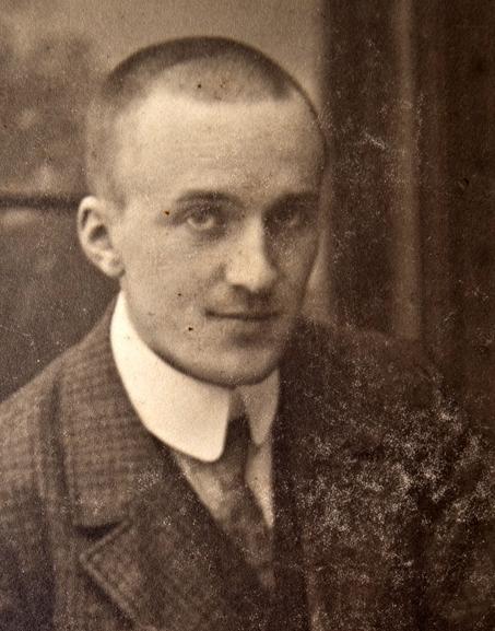 Frits Grönloh ca. 1908